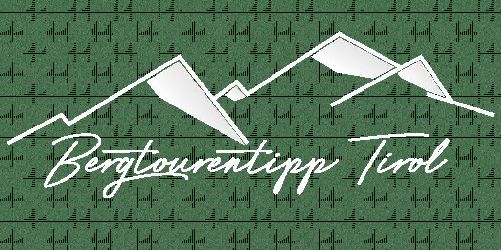 Bergtourentipp Tirol Logo Footer
